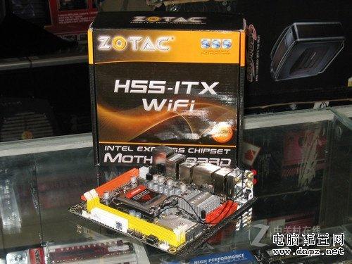索泰H55-ITX WiFi