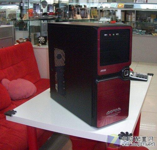 300W台达电源+微星机箱套装超低价238(怎么图片用天极的!!!)