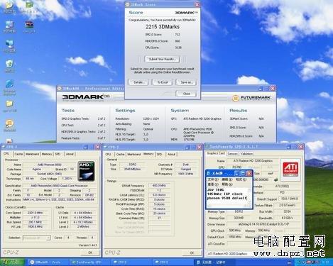 榨干性能 AMD 780G集成显卡狂超1.05G