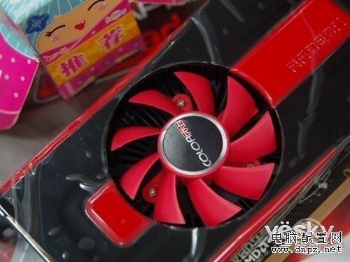 镭风 HD7750 龙蜥版 2048M D5