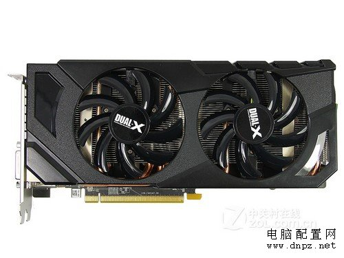 蓝宝石HD7850 2G DDR5