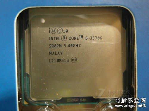 Intel 酷睿i5 3570K
