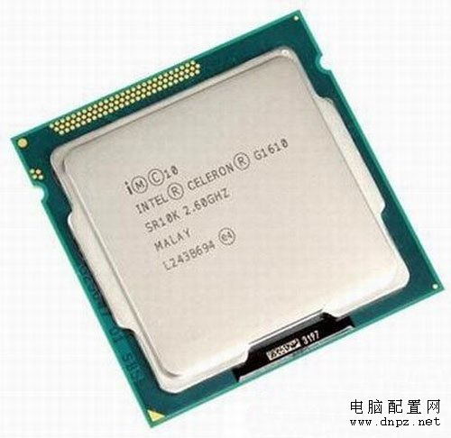 Intel 赛扬 G1610