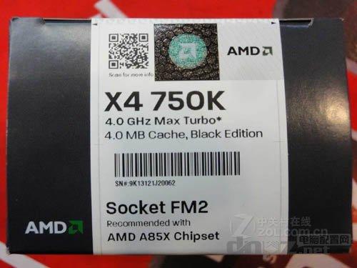 amd x4 750k