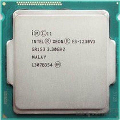 intel 至强E3-1230 V3