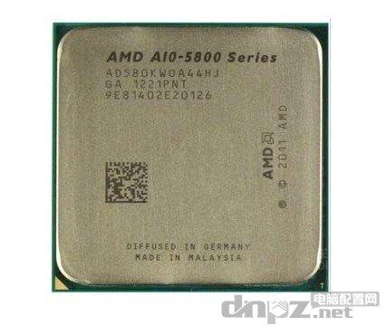AMD A10-5800K