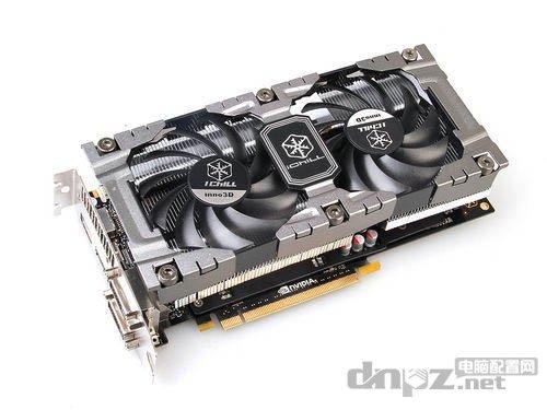 映众GTX660 2G D5冰龙版