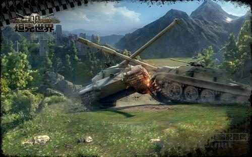 4000元坦克世界特效全开葡京娱乐官方网站单i5+GTX960
