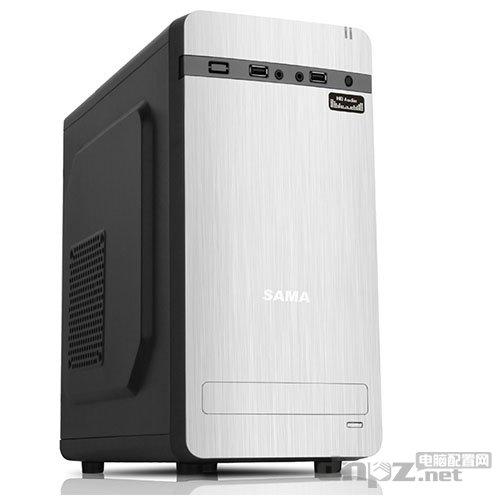 2500元四核办公电脑全套整机推荐,含显示器键盘鼠标