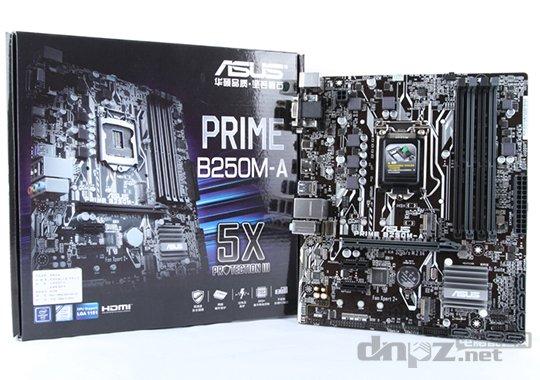 华硕 PRIME B250M-A