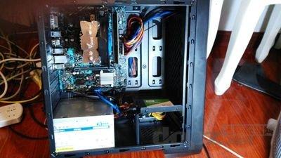 七代i5 7500台式电脑主机家用办公组装机游戏DIY整机全套