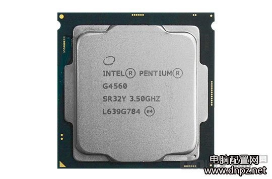 intel 奔腾G4560