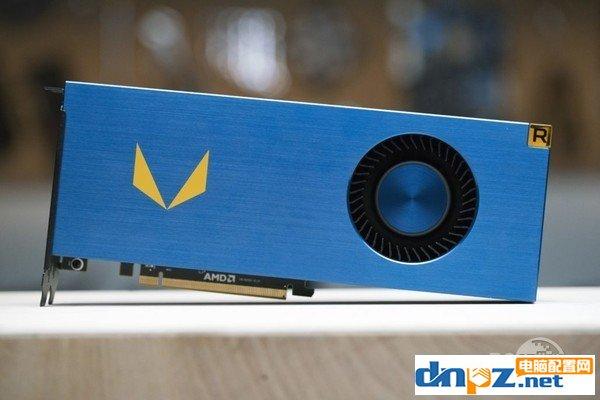 AMD全新架构旗舰显卡Vega,8K顶级画质下游戏依然很流畅