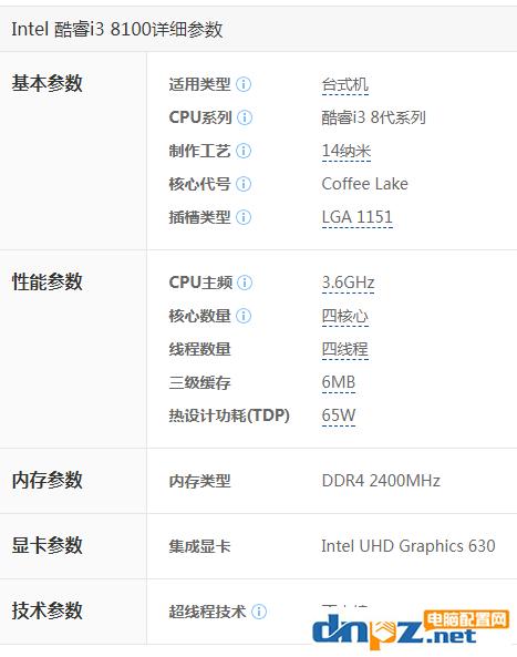 i3 8100和R5 1400哪个好 R5-1400与i3-8100性能对比评测