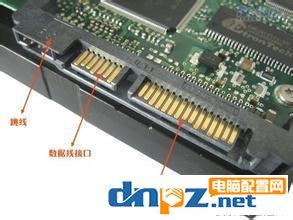 电脑硬件知识:带你了解硬盘的各种接口类型