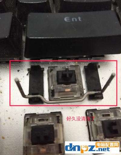 小编教你如何拆机械键盘的键帽机械键盘键帽怎么拆