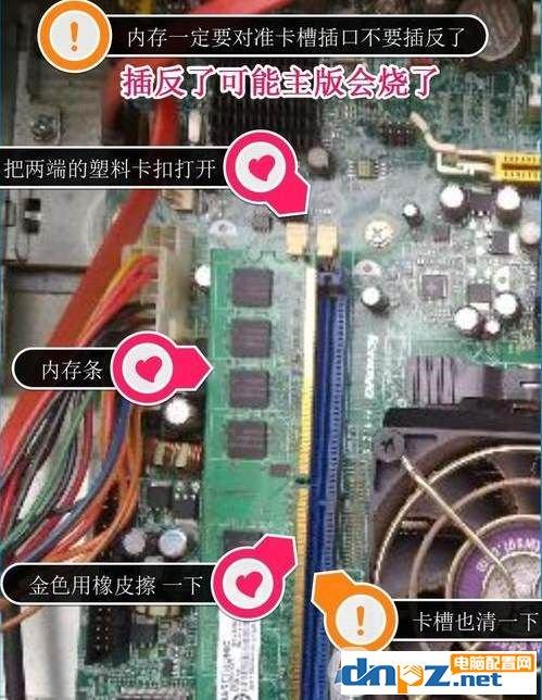 显示器无信号但主机正常工作是怎么回事?