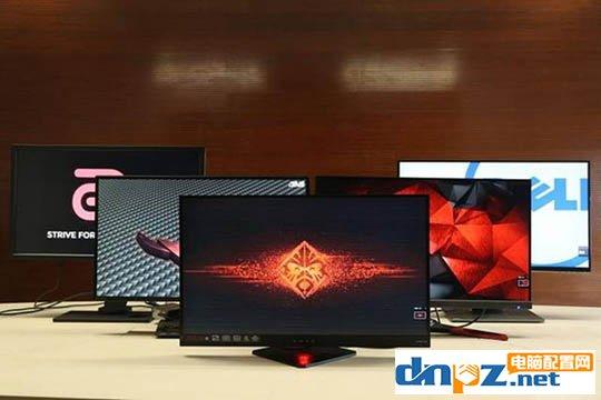 电竞显示器哪个好?推荐几款高端电竞显示器